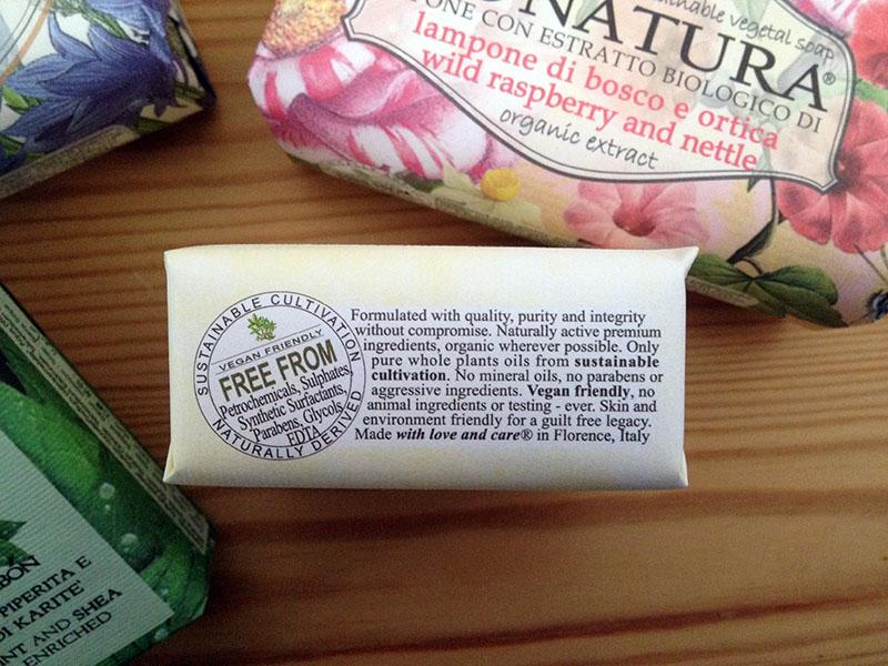 Nesti Dante: Vegane Seifen mit natürlichen Inhaltsstoffen