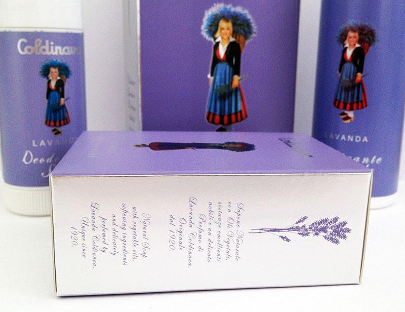Der Duft nach frischen Lavendel: Lavanda Coldinava