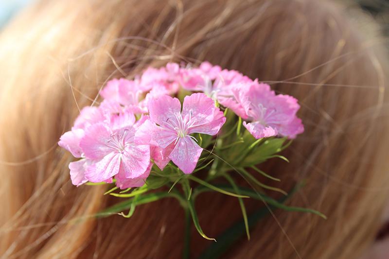 Duft in den Haaren - Haarparfüm