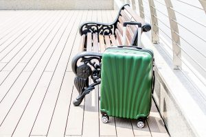 Urlaub mit Handgepäck