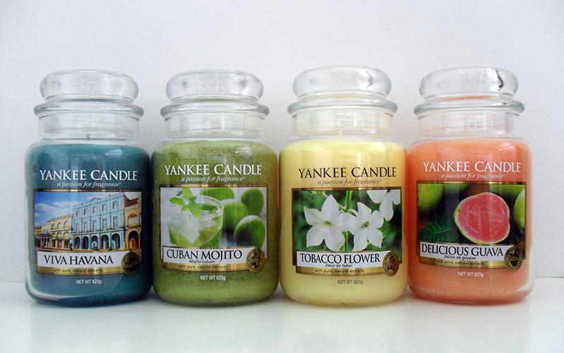 Yankee Candle Cuba