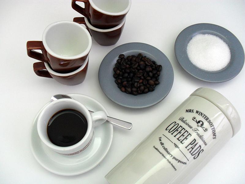 Espresso - Typisch italienisch